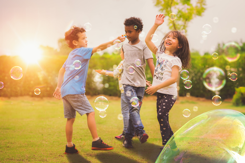 The Joy and Benefits of Outdoor Play